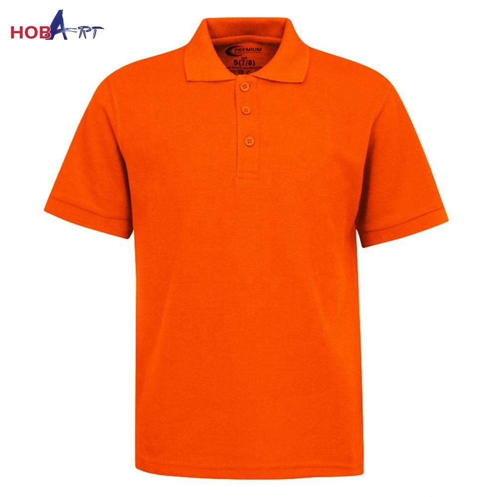 100% Cotton custom men tee shirt unbranded polo T shirt