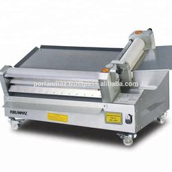 Tabletop Dough Sheeter for Pizza and Turkish Lahmacun- 55 cm