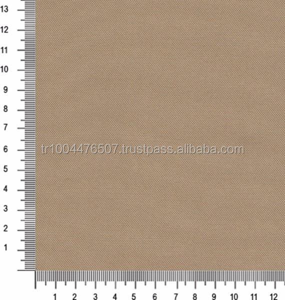 % 100 polyester stricken laminierung bunte ebene gefärbt