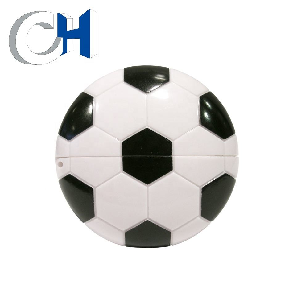 Factory price cute Multicolor plastic football candy Capsule toy