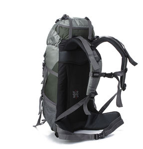 China wholesale men new fashion rucksack nylon hiking camping mountaineering travel backpack sports bag