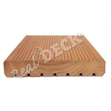 Outdoor Garapa Wood Decking Available at Export Friendly Price