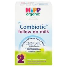 Hipp Organic Follow on Milk Powder 6mth+ (800g)