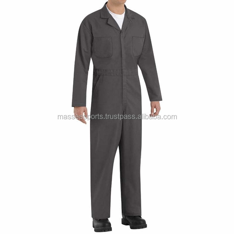 Work wear Safety Uniform Flame Retardant Coveralls