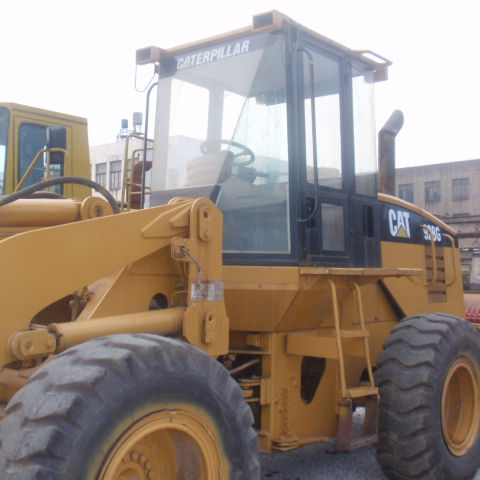 stong power used CATE wheel loader 928G for sale, original japan made loader