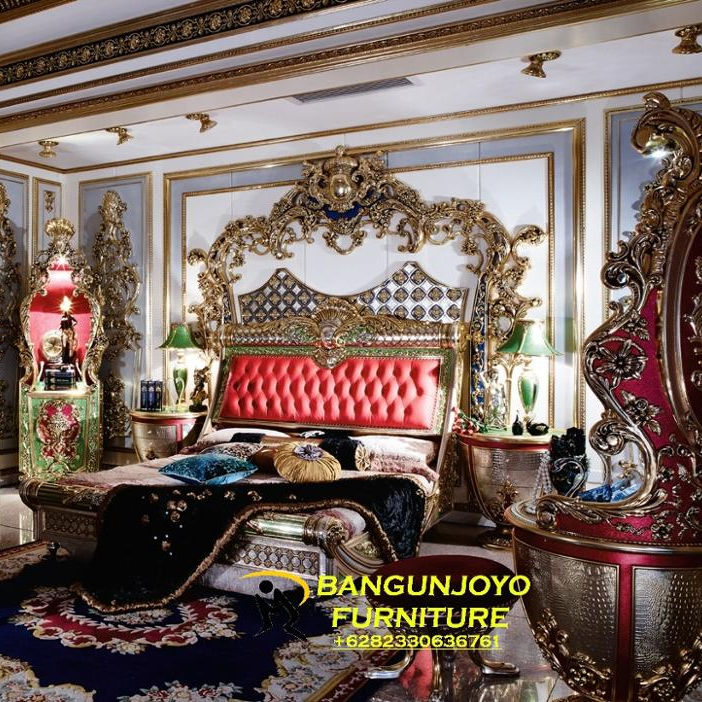 royal furniture bedroom sets ,Antique luxury italian classic solid wood bedroom furniture set
