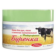 Horse Force Buryonka Hand, Body and Heel Cream with Phytofloran 250 ml