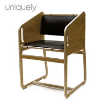 FORTY SEVEN wooden chair