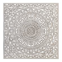 Elegant Design Hot Selling Decorative MDF Hand Carved Wall Hanging Panel