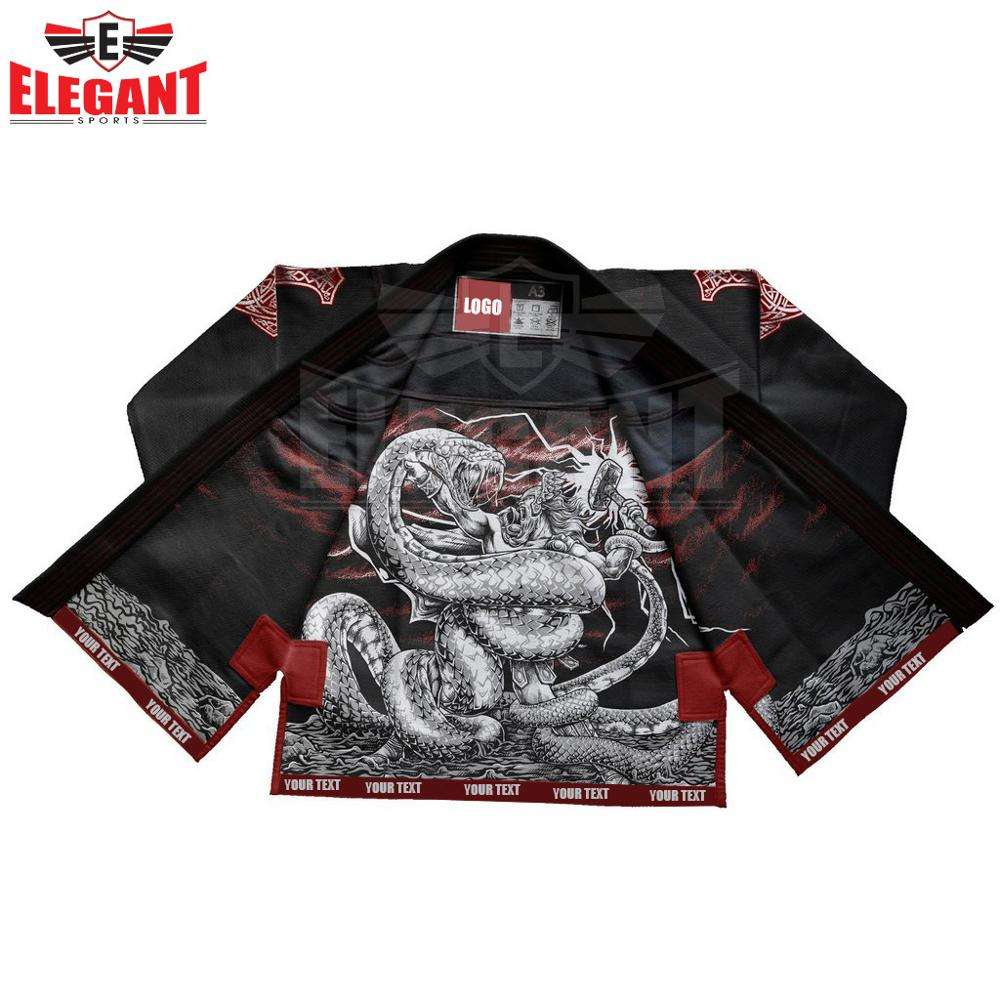 Custom Sublimated BJJ GI UNIFROM/Brazilian Jiu Jitsu Uniform /BJJ GIS kimonos martial art, Karate Uniform, Judo uniforms
