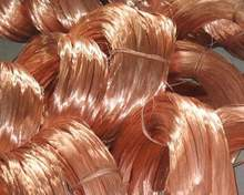 Grade ''A'' 99.99% Purity Copper & Copper Wire scrap