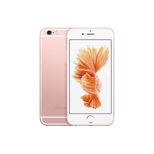 High Quality Rose Gold 64GB A Grade 75% New Used Unlocked Mobile Phone for Iphone 6S