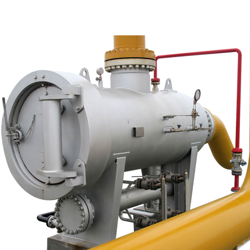 Natural Gas Filter Separator Gas Liquid 2 Phases Filter Separator