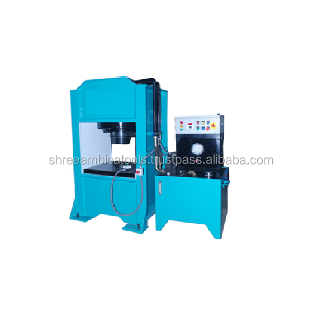 Hydraulic Press Metal Stamping Coin Making Machine/ Coin Stamping Making Machine