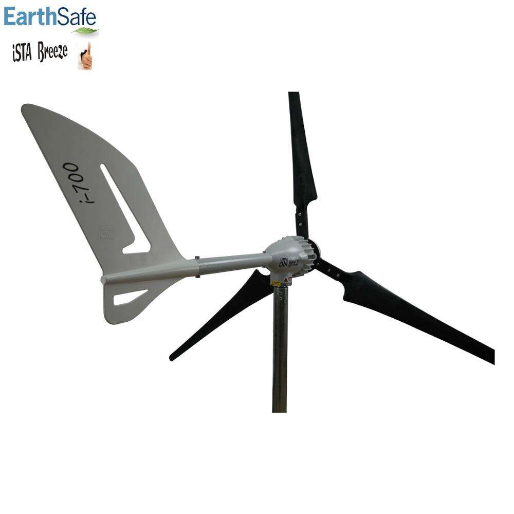 Windgenerator 24V//1500W iSTA Breeze® generator wind turbine,i-1500 White Edition