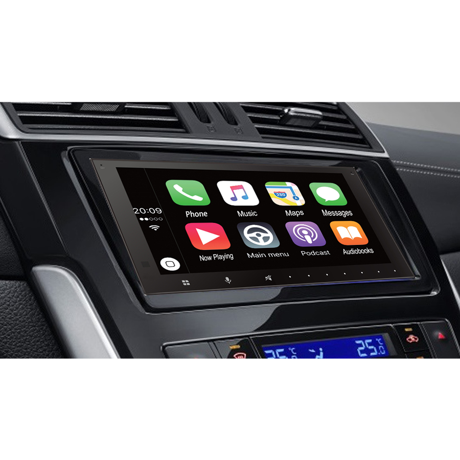 Car stereo Multimedia Player Support Apple CarPlay For Nissan Tiida Android radio