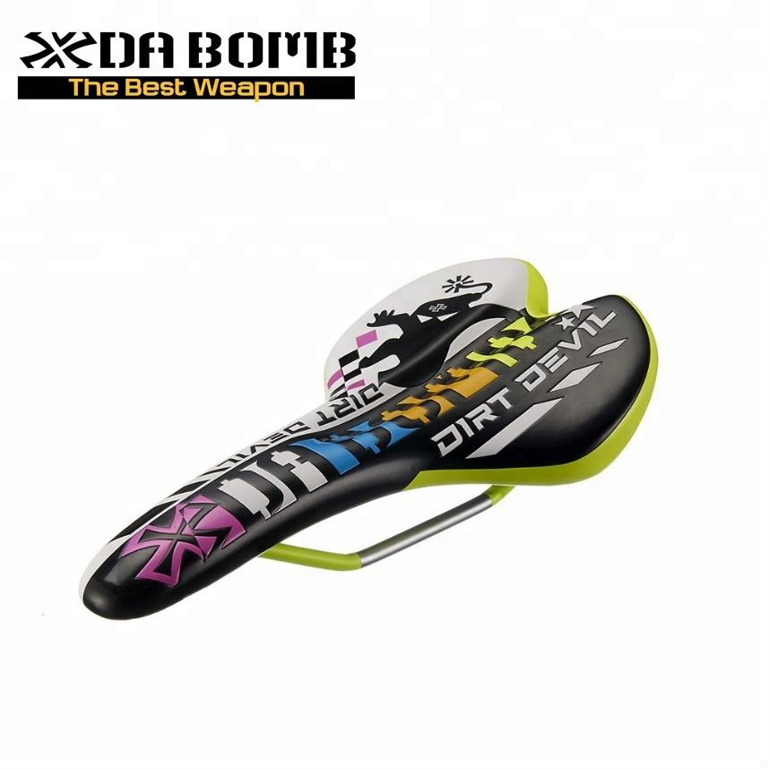 DaBomb Bike Components Comfortable High Density Foam MTB Bicycle Saddle