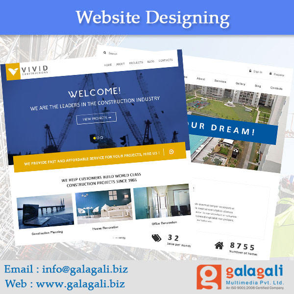 Search Engine Optimisation Service for Real Estate, Professional Website Design and Development