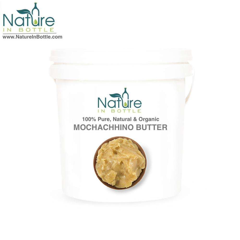 Mocha Butter | Organic Mochachhino Butter | Coffee and Cocoa - 100% Pure and Natural