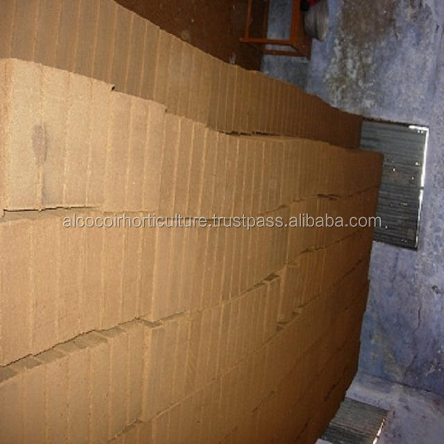 Organic and Compressed 5KG Coco Peat/Coir Pith