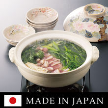 Japanese and handcrafted Donabe rice cooker for home / restaurant , other kitchenware also available