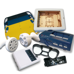 OEM Plastic & Metal Production injection molding products / customized plastic parts and components