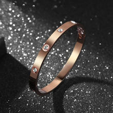 DIAMOND TITANIUM BRACELET - 100% SATISFACTION GUARANTEED
