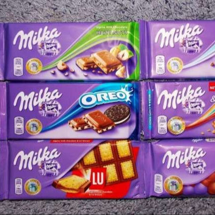 Milka chocolate 100g/Milka chocolate oblea/Milka chocolate galletas venta al por mayor