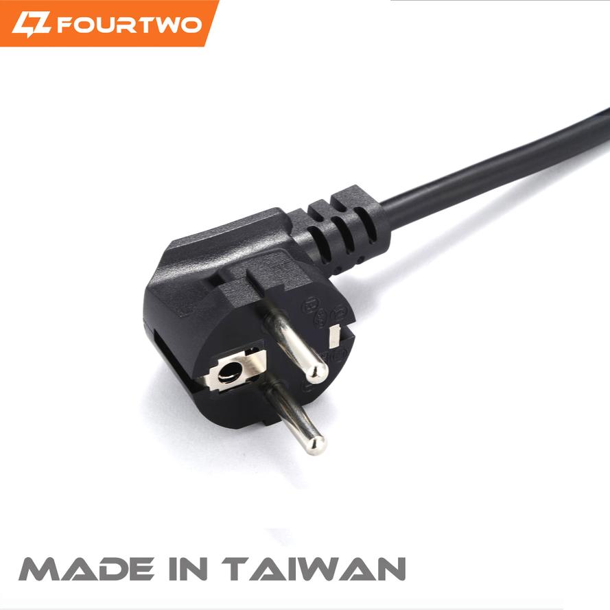 10A 250V IEC320 C14 3-Poliger Steckdosenleisten-Wippschalter ih