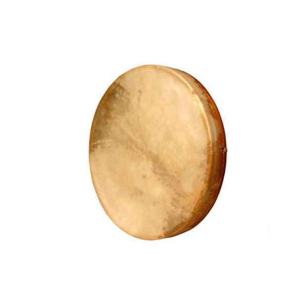 2018 latest shapes goat skin drum cover Durable quality