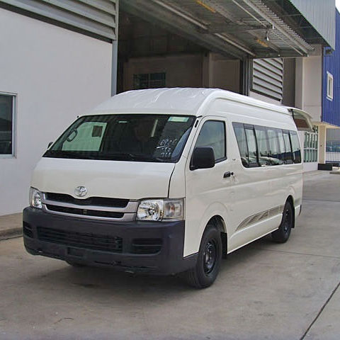 2014 Hiace Bus High roof