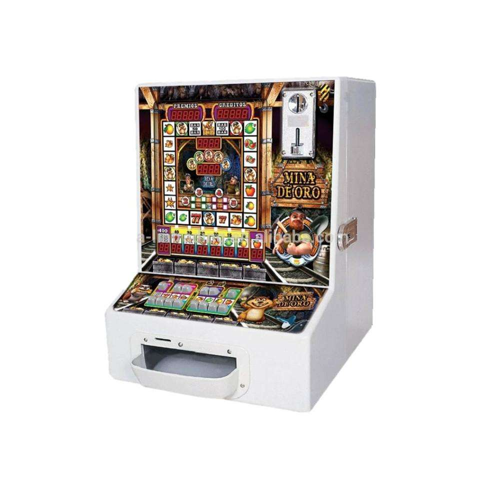 Completed kit coin operate mario slot game machine