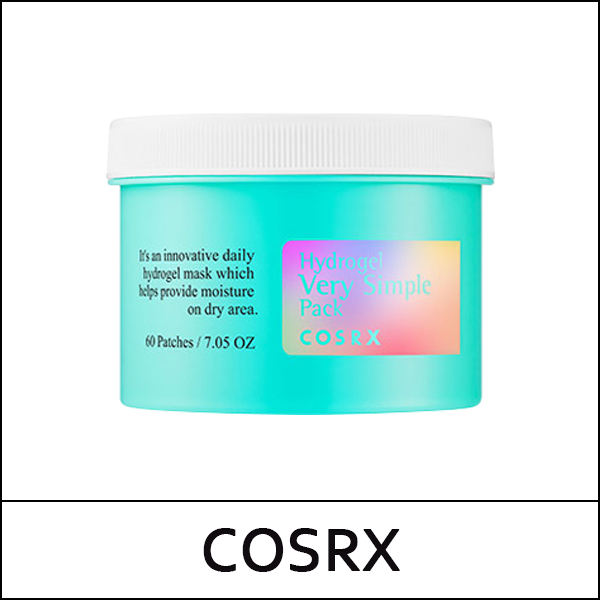 COSRX Hydrogel Very Simple Pack / Korea Cosmetic