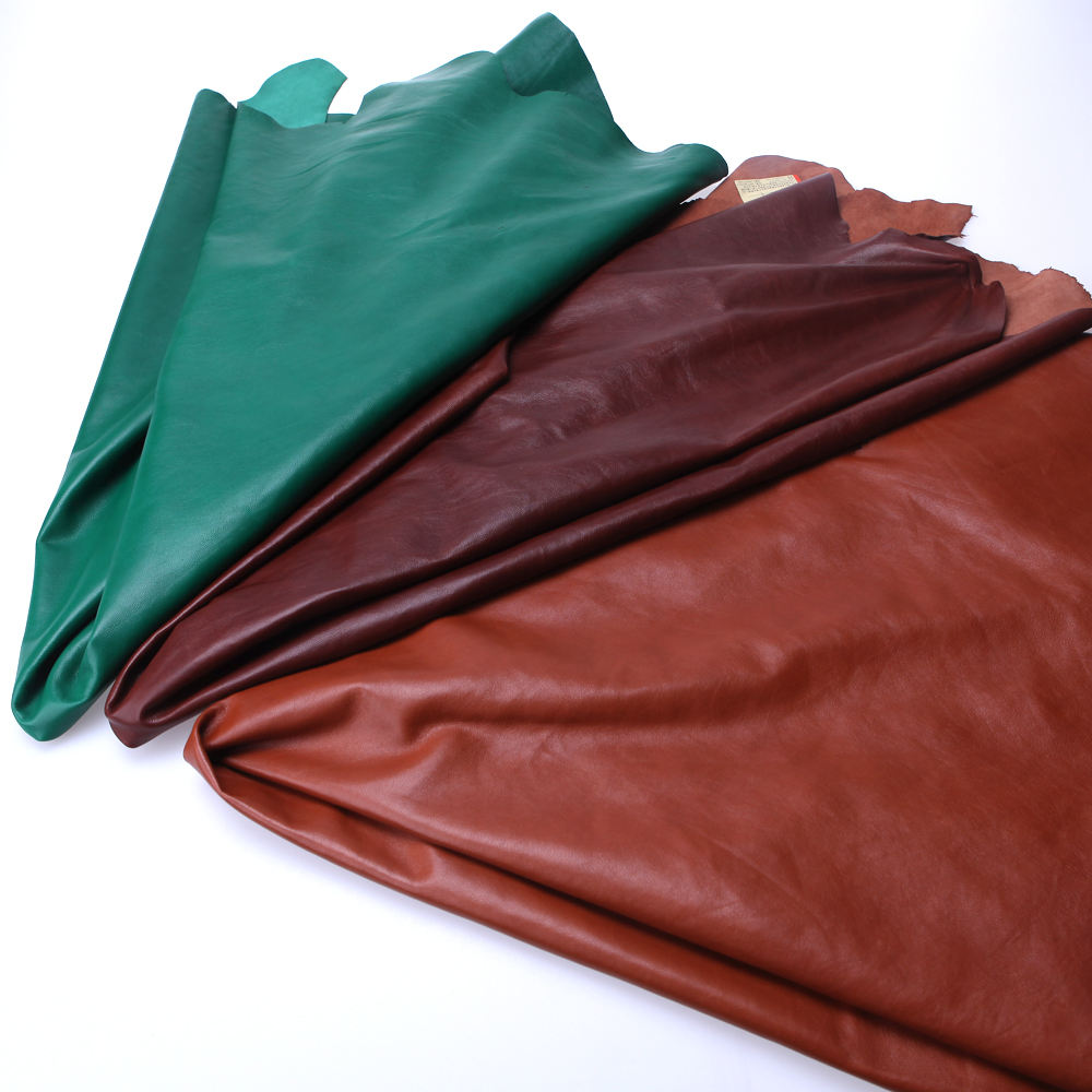 High quality Finished Sheep Leather