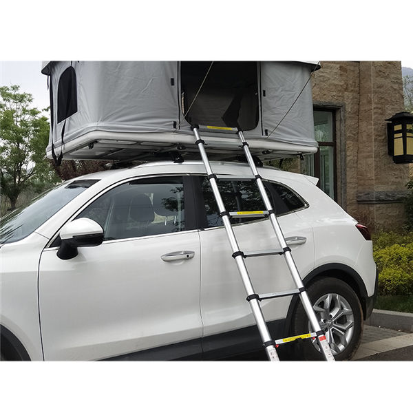 2019 hybrid cars Solar Roof Top Tent fiber glass hard shell rooftop tent