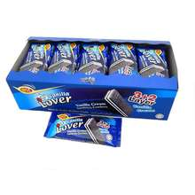 Win2 Boxed Vanilla Cream Lover Sandwich Crackers 780g