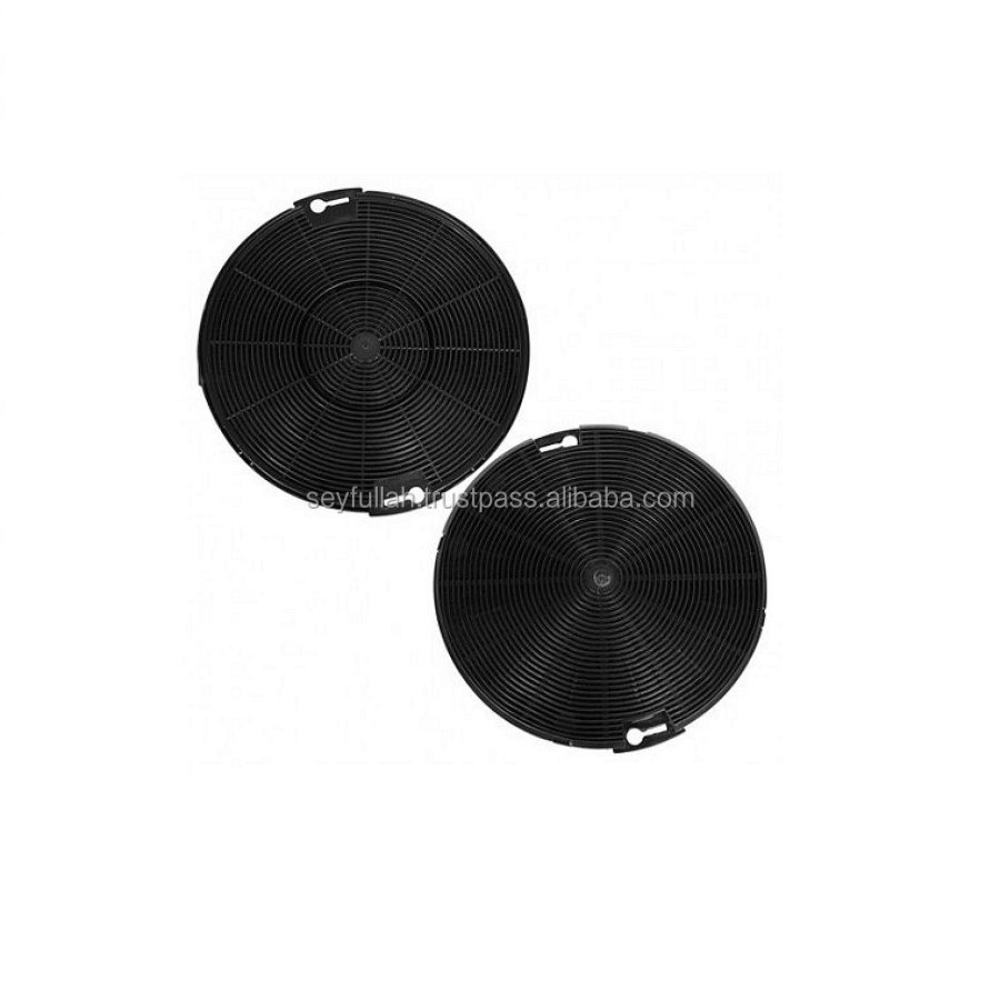 New product charcoal Cooker hood filters