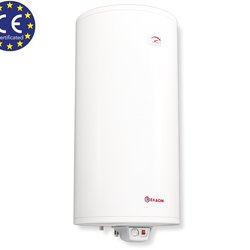 Eldom Water Heater 200 L Enameled Vertical Wall Mount 3 kW