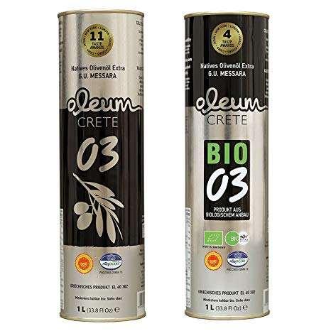 Oleum Extra Virgin Olive Oil