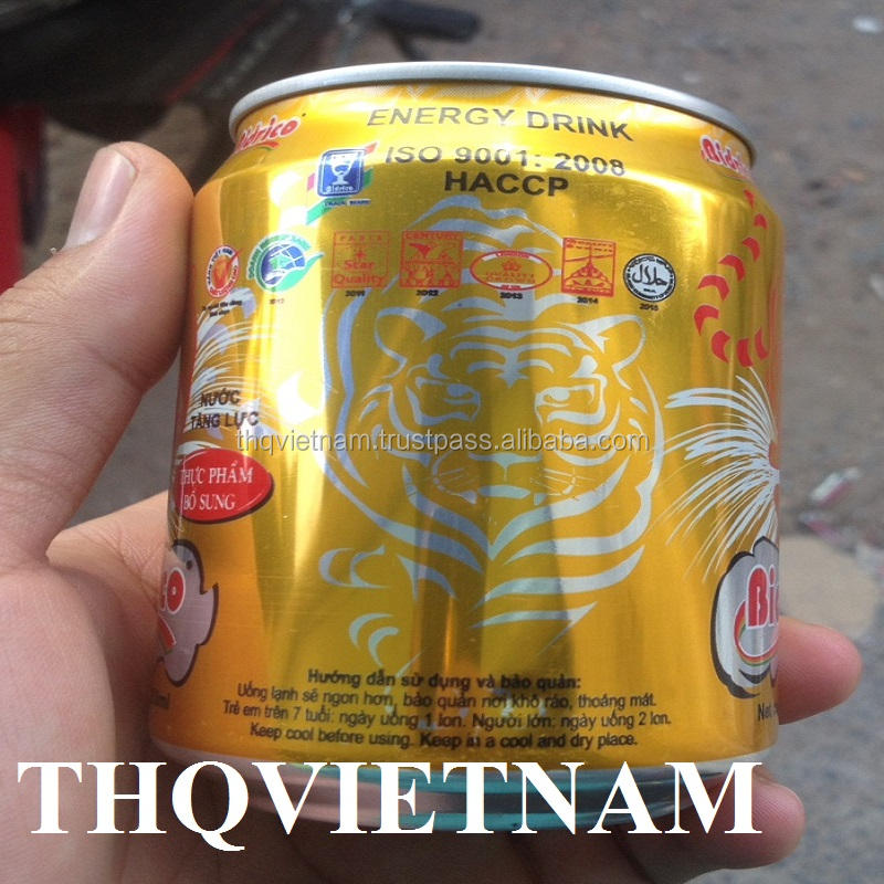[THQVIETNAM] REDTIGER ENERGY DRINK 250ML