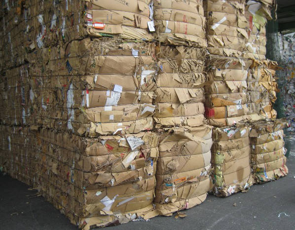 Waste Paper Scrap White Tissue, Old Corrugated for sale