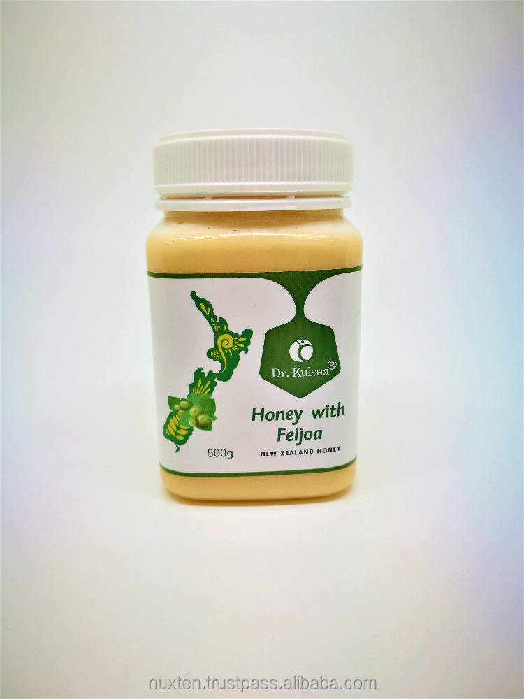 Dr. Kulsea: Honey with Feijoa 500g