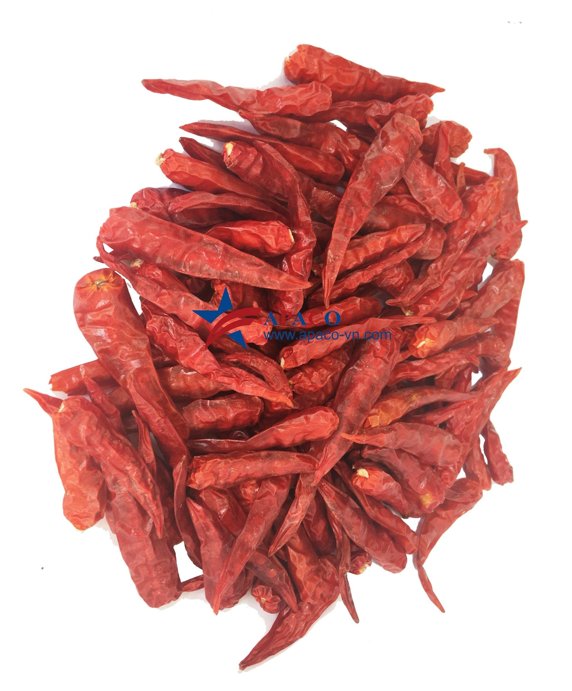 Dried Red Chili from Vietnam with High Quality Export 0084913598845