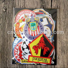 50Pcs/Bag Skateboard Laptop Luggage Snowboard Car Fridge Phone Diy Decal The Football Club Sticker