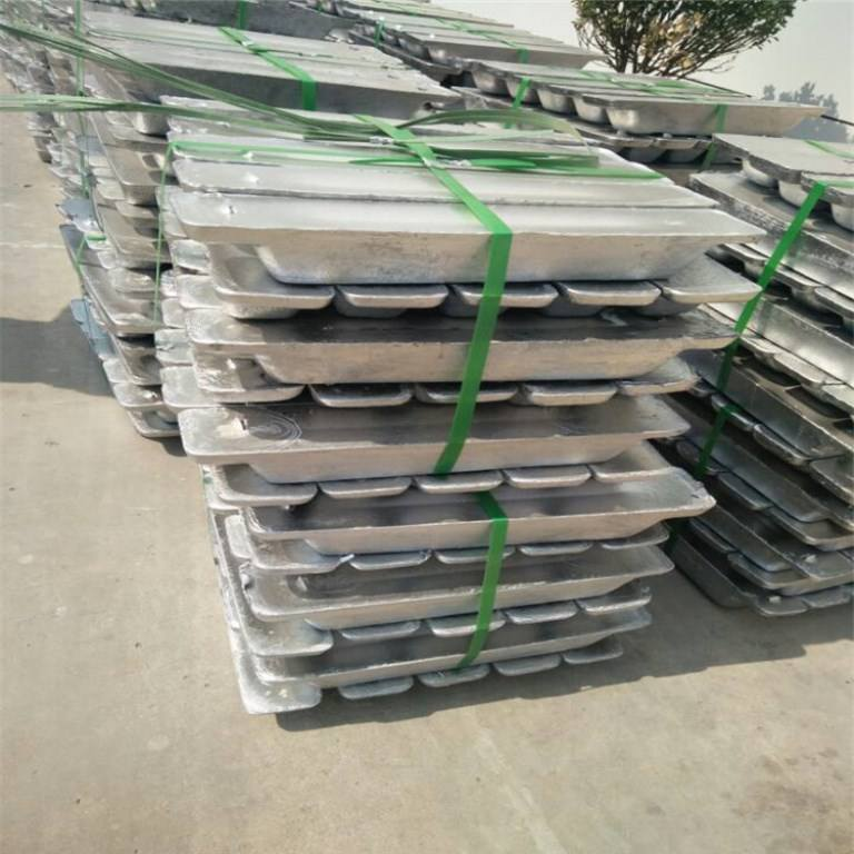 Factory sale Lead ingot 99.9% Pure Lead Ingots with low price