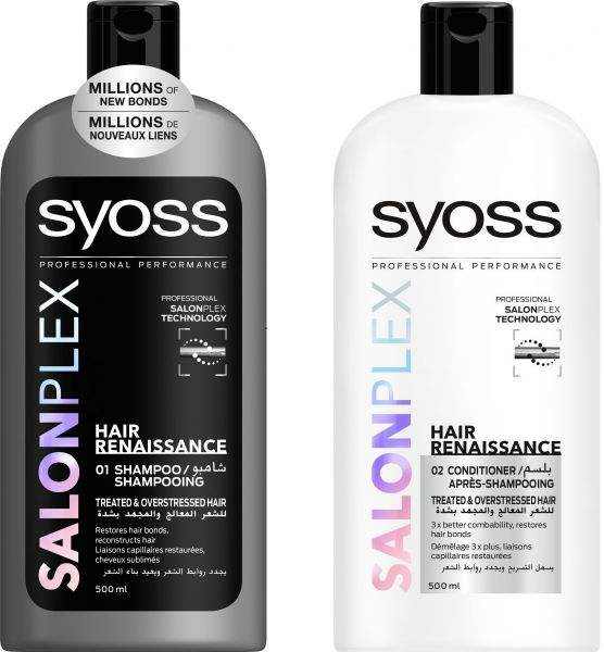 Shampooing SYOSS 500 ML