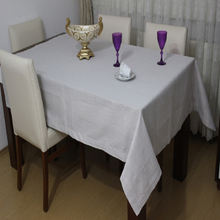 100% Linen Polyester Table cloth made in Turkey High quality Hot sale Best Price Tablecloth Stain Resistance Table Cover