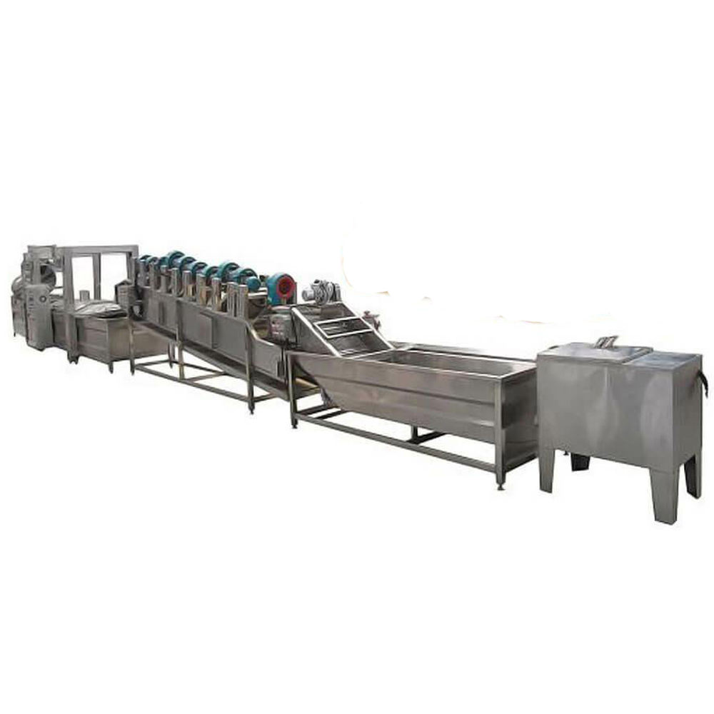 Fully Automatic Plantain Chips Production Line Machines