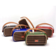 Retro Classic Artistic Boom-Box Radio Style Sub-woofer Sound System Portable Bluetooth Speaker with an Easy Carrying Handle