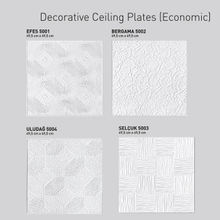 HIGH DENSITY DECORATIVE CEILING PLATES
